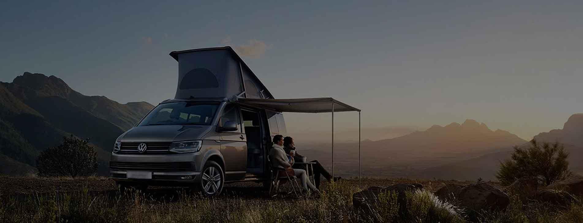 Caravan, Campervan & Motor Home Insurance